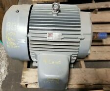 Rebuilt Reliance 60 Hp Electric Ac Motor 230460 Vac 1780 Rpm 364t Frame 3 Phase