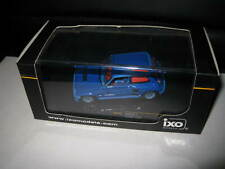 IXO 1:43  RENAULT 5 TURBO 1982 BLUE CLC141 AWESOME LOOKING MODEL CAR OLD STOCK