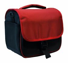 Designer Red DSLR Camera Bag, HAN-E226678172000