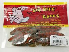 "New listing Big Bite Baits - 4"" Rojas Fighting Frog - Can'T Resist It - 4Rff-20"