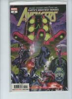 Marvel Avengers 2 Rare High Grade NM 9.0 Comic Scan Hot Aaron Key Issue 2018