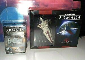 Star Wars Armada Venator Star Destroyer & Imperial Light Cruiser Expansion Packs