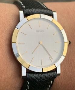 1979 Seiko Credor 32.5mm Quartz Vintage Watch (2620-0120)