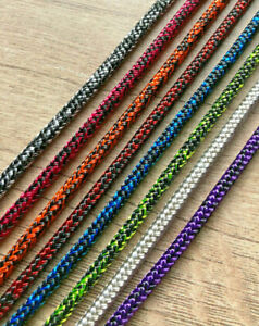 4mm Dyneema Kingfisher Evolution Race Rope Various Colours Price Per Metre SK78