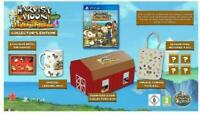 Harvest Moon Light of Hope Collectors Edition PS4 BRAND NEW