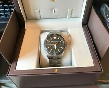 Baume & Mercier Clifton Club Black Dial Automatic MOA10340 42MM W/ Box & Papers