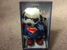 SERGEI AS SUPERMAN TOY COMPARE THE MEERCAT YAKOV AUTHENTIC CERTIFICATE BOXED