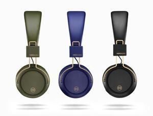 MIXX AUDIO   MIXX OX2 Bluetooth Wireless / Wired Stereo Headphones - 12 Hours