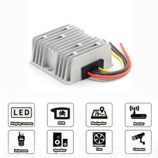 Car DC 24V to 12V Voltage Converter Aluminum Alloy Housing Multi-protection IP68