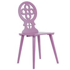 Silla de comedor de cocina kw, decoración silla sillas de madera en rosa