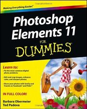 Photoshop Elements 11 For Dummies,Barbara Obermeier, Ted Padova