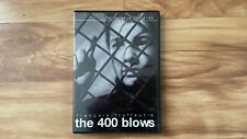 The 400 Blows dvd Criterion Collection Francois Truffaut