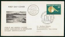 Mayfairstamps Netherlands FDC 1963 Chemical Industry First Day Cover wwr_16455