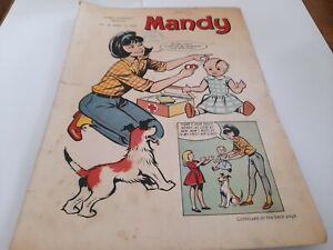 MANDY COMIC NO 13, 1967