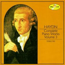 Haydn: Complete Piano Works, Vol. 3 Walid Akl Koch Discover CD NEW SEALED RARE