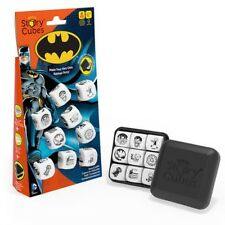 Rory's story cubes batman-imaginative contes-famille dice game