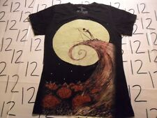 Women's Large- Nightmare Before Christmas / Lightly Cracked Graphics T- Shirt