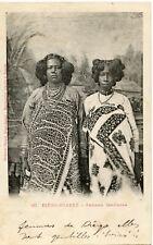 CARTE POSTALE / MADAGASCAR / DIEGO SUAREZ FEMMES SAKALAVES