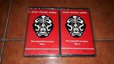 MC JEAN MICHEL JARRE THE CONCERTS IN CHINA VOL 1 E 2 DREYFUS 3199 327 328 1982