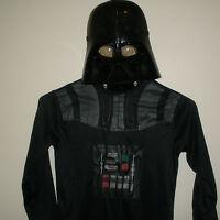Star Wars Darth Vader Mask & Costume Rubies Size Medium Halloween