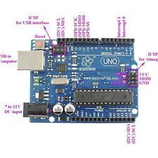 16 MHZ Ultimative UNO R3 Starter Kit Servomotor Relais NEU Für Arduino 1602 LCD