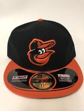 Baltimore Orioles New Era 59Fifty Fitted 7 3/8 Cap Hat NWT