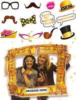 Romantische Hochzeit Bilderrahmen Foto Requisiten Photo Booth Hochzeit Party XJ