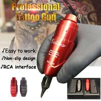 10,000RPM Rotary Tattoo Machine Pen Permanent Makeup Strong Motor Gun Liner&Shad