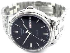 Tissot T0654301105100 Swiss Automatics III  Black Dial Men's Watch - NEW