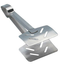"""Stainless Steel Fish/Sausage Serving Tongs 24cm / 9½"""",Catering, Pubs, Restaurant"""