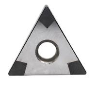 RISHET TOOLS TNGA 332 / 160408 3 CBN tipped Insert for hardened steel