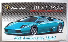 FUJIMI 1/24 Lamborghini Murcielago 40th Anniversary RS-75 scale model kit