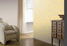 ARTHOUSE- OPERA - HEAVY WEIGHT WALLPAPER - CHINOISE YELLOW - BATCH NO. 422804-AH