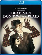 Dead Men Dont Wear Plaid Blu-Ray (1982) - Steve Martin, Carl Reiner