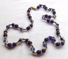collier en perles de murano
