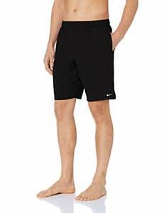 "NEW Nike Swim Men's Solid Lap 7"" Volley Short Swim Trunk"