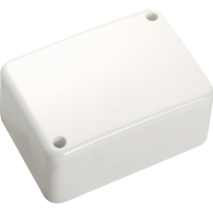 5x Small Junction Box with connectors 40A 500V White Electrical JBox