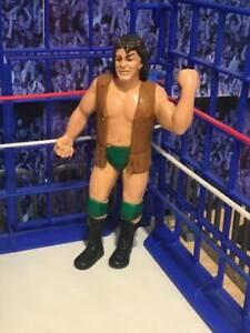 WWF LJN Wrestling Figure COWBOY BOB ORTON (1987 A) ** RARE IN AUSTRALIA **