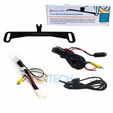 CAM-LP1-N Rear Backup Camera & CAM-TY11 T-Harness for Subaru/Scion/Toyota