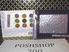 URBAN DECAY  DELUXE SHADOW BOX  W/ MINI EYESHADOW PRIMER   QUICK SHIPPING!!