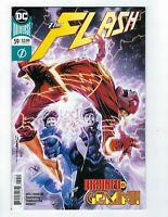 THE  Flash #59 DC COMICS COVER A 1ST PRINT GEMINI!