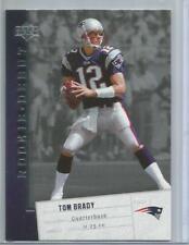 2006 Upper Deck #57  Tom Brady   Rookie -Debut  Football Card