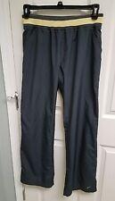 NIKE Womens Dark Gray Athletic Workout Running Pants Size M