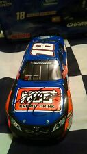 2009 Kyle Busch Autographed NOS Nationwide Series Champion 1/24
