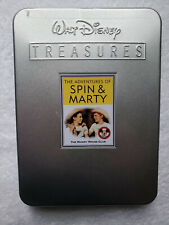The Walt Disney Treasures: The Adventures of Spin  Marty (DVD, Metal Case)
