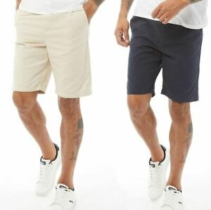 NEW EX M & S MENS BLUE HARBOUR SUPER LIGHTWEIGHT CHINO SHORTS 28 30 32W 34W