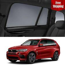 BMW X5 2013-2017 F15  Rear Side Car Window Sun Blind Shade Screen For baby