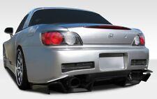 00-09 Honda S2000 SP-N Duraflex Rear Bumper Diffuser Body Kit!!! 108333