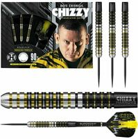 Harrows Dave Chisnall Darts Steel Tip 90% Tungsten Made in England Chizzy