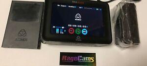 "Atomos Ninja Blade 5""HDMI Monitor Recorder DVR+Battery 180 day Warranty 120GB HD"
